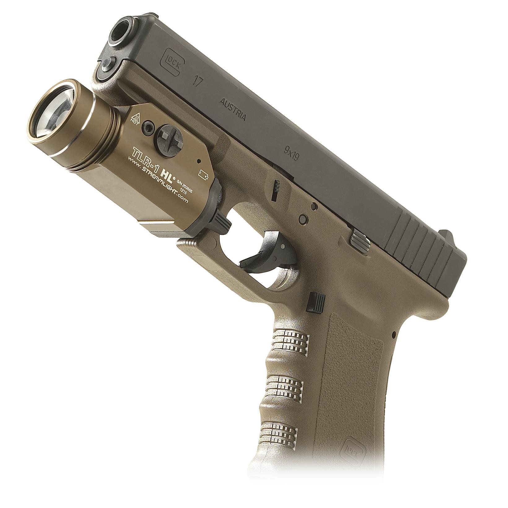GLOCK 19 19X W/ FACTORY STREAMLIGHT