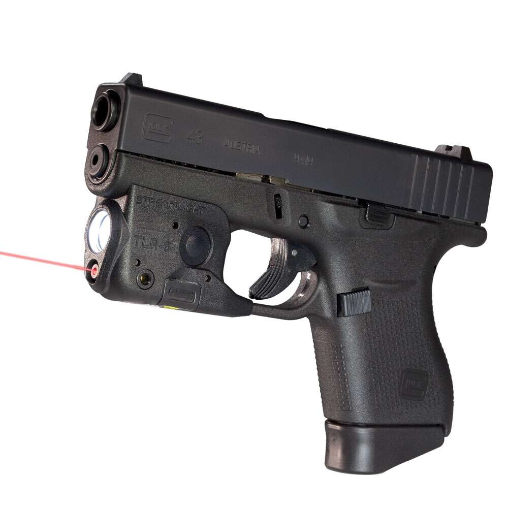 GLOCK 43 W/ LIGHT AND LASER COMBO